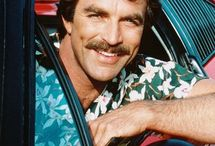 Thomas Magnum obsession / Watched this show as a teenager...was obsessed with Thomas Magnum...huge crush!!!!