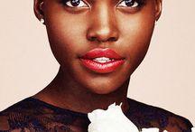 Lupita Nyong'o / by Chelsea Wright