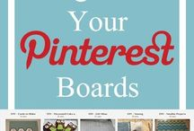 Pinterest Information / by Roxie short