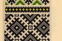 Fairy isles pattern