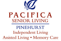 Pacifica Senior Living Pinehurst / In The Silver Valley near Coeur d'Alene, Idaho you will find Pacifica Senior Living Pinehurst offering seniors a warm, cozy community with all the comforts of home. Residents, friends and family enjoy the large courtyards with beautifully landscaped grounds, water fountain and flower gardens.