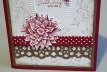 Birthday Cards for Women / Handmade Birthday Cards for Woman