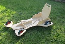 Plywood Go Kart