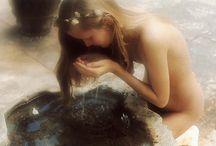 David Hamilton / Sensualidad, Pictorialismo, Onirico, Desnudez.