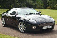 Aston Martin DB7 / It was twenty-four years before a new small six-cylinder Aston Martin replaced the old DB6 and lower Aston Martin V8 engine with the 24-valve twin-cam 3.3-litre engine with water-cooled Eaton supercharger for the DB7 Coupe, launched in Geneva in 1994. Widely recognised as one of the most beautiful and timeless design peices ever to feature in the automotive world, the Aston Martin DB7 was penned by Ian Callum and was availible in both coupe and convertible grand-tourer variants