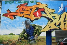 No more guns and mines / Demining and getting rid of weapons. Human stories behind landmines and gun violence.