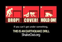 ShakeOut Drill Broadcasts / These are drill broadcasts streamed from our YouTube channel.