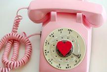 Telefones...