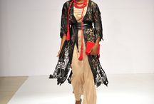 Africa Fashion Designer: De Velasco Gallery by Sana Redwani / by Adiree