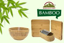 BAMBOO COLLECTION / Bamboo cutting boards and bowls are a perfect choice for the people who live green. Bamboo wood cutting boards are ECO-friendly, durable and sustainable cutting boards for modern families. Bamboo bowls are non-toxic for hot soups & cold desserts. Artistic wooden cutting boards and wooden bowls are varnish free and prepared in the most natural way to serve as the toxic free option in your kitchens. They also serve a very attractive purpose … Read More »