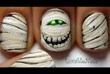 nail art / by Brittany Michele