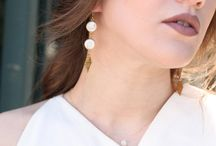 """The Boho Bride / JDJ Boho Bridal Jewelry and all things that go hand in hand.  Say """"I do"""" to JDJ Bridal.    Pearl and Moonstone are June birthstones and great stones for Bridal jewelry! Add some white sapphire (silverite) for the light and airy look every bride wants on her wedding day."""