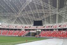 スタジアム&スポーツフィールド