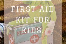 First Aid kids