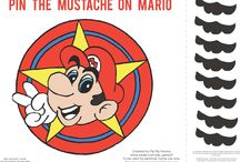 Mario Party / by Stephanie Boyle
