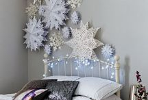 Room decor, Christmas