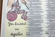Bible Journaling / by Vanessa Burchette