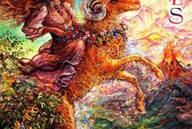 Josephine Wall Star Signs