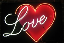 NEON SIGNS I LOVE