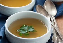 Food photo - broth
