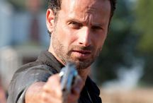 Andrew Lincoln / Rick Grimes ♥