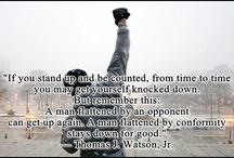 Perseverance / Quotes on Perseverance