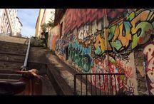- L Y O N - / Les instants de mes balades dans Lyon, pour vous faire découvrir ma ville.