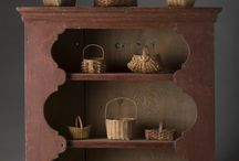 "Baskets , ""Boxes"" , Crocks,  Bowls... / by Virginia Clark"