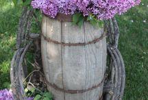 blomster/krativitet..pynting