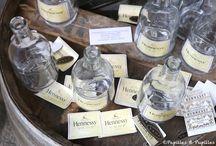 Cognac / Les plus beaux flacons de Cognac