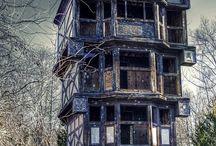 Strange Places & Haunted Spaces
