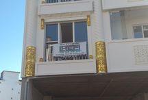 ferforje Fransız balkon / HEF makina metal demir doğrama ferforje