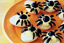 Halloween Food / by Erica Allen