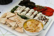 Greek deli dinner ideas