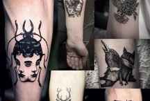 Tattoos / by Tuğba Uçar