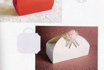 Manualidades cajas y envoltorios