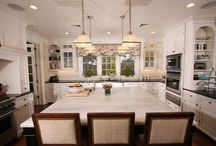 Kitchens / A collection of new and renovated kitchens
