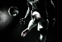 Posing/Shot Ideas Soccer / by EJ Dombrowski