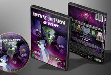 capas dvd