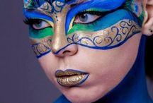 aminal face paint