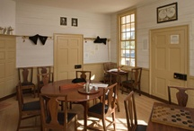 Colonial interior / by Robin McBroom