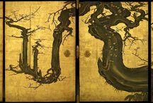 (1590-1651)狩野山雪 Kanō Sansetsu