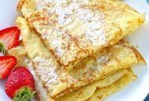 Panquecas&Omeletes&Crepiocas