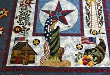 Patriotic / by Stitchin' Heaven
