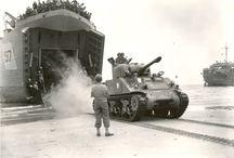 sherman / Char US 2eme guerre mondial