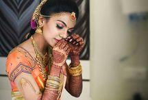 Elegant sarees