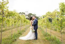 Winery Wedding Inspiration