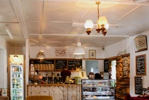 Cafes & Bakeries and Restaurants