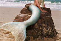 Meerjungfrau / Nixen und Meerjungfrauen