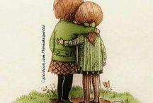 Freunde - Freundschaft